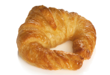 CROISSANT CURVO S/F 85gr, 105uds